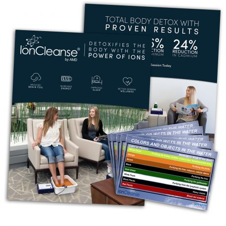IonCleanse® Premier® Package