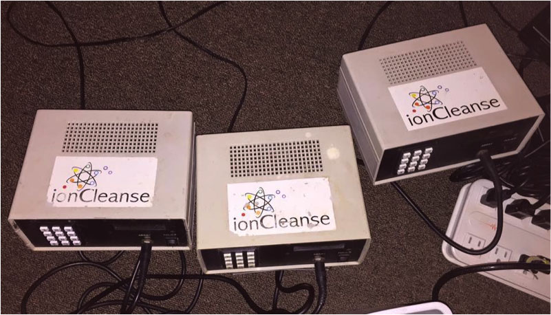 IonCleanse 2002