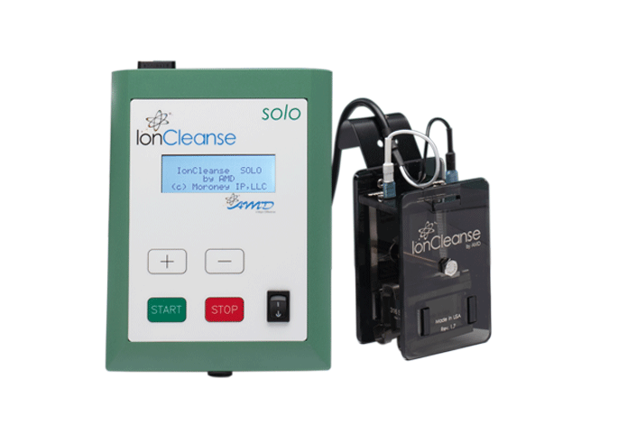 ionCleanse premier machine